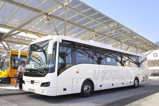 Több mint száz új buszt kap a Volánbusz – hvg.hu